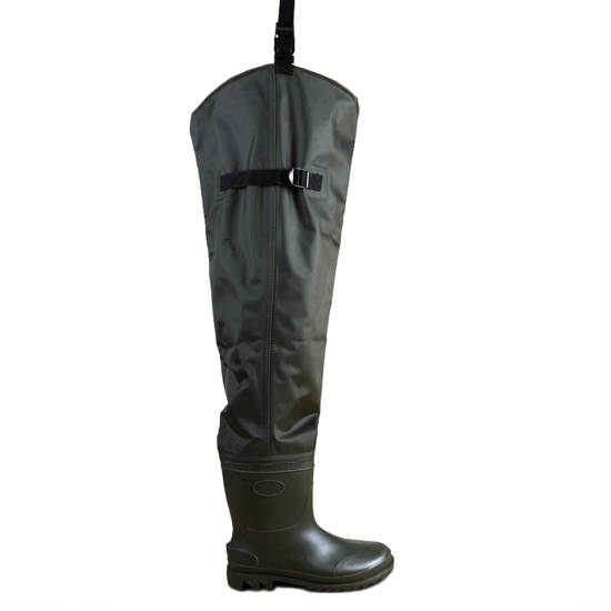 Freefisher-Unisex-Fishing-Waders_Army-Green